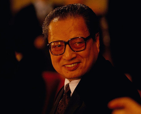 Qiao Shi, former chairman of the National People's Congress (NPC) Standing Committee, died of illness in Beijing on Sunday at the age of 91. (Photo courtesy: en.apdnews.com)