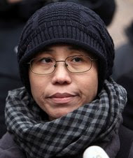 Liu Xia, the wife of Liu Xiaobo, remains under house arrest in Beijing.Credit Nir Elias