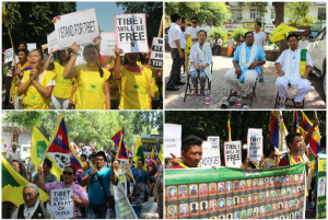 Indefinite Hunger Strike for Tibet in New Delhi crossed in its day 19, on <a href=